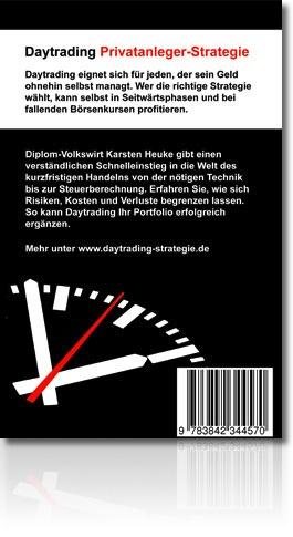Buch Daytrading lernen - Privatanleger-Strategie - Geldanlage