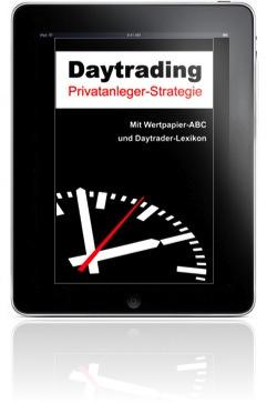 eBook: Daytrading - Strategie für Privatanleger - Anlageratgeber - Symbolbild